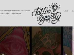 Tattoo Dynasty Click The Image Below To View Full Size